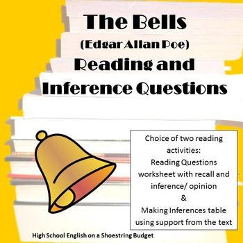 The Bells Reading and Inference Questions (E.A. Poe)