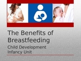 The Benefits of Breastfeeding PowerPoint for FACS Child Development