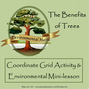 The Benefits of Trees with Coordinate Grid Activity - Environmental Math