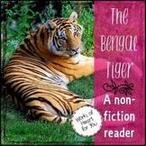The Bengal Tiger - A non-fiction reader
