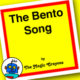 The Bento Song by The Magic Crayons - MP3