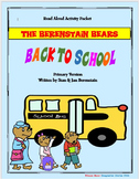 The Berenstain Bears Back to School Primary Activity Packet