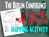 The Berlin Conference Mapping Activity