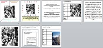 The Berlin Wall Activity Pack