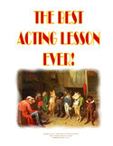 The Best Acting Lesson Ever!