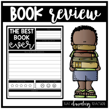 The Best Book Ever - Book Review