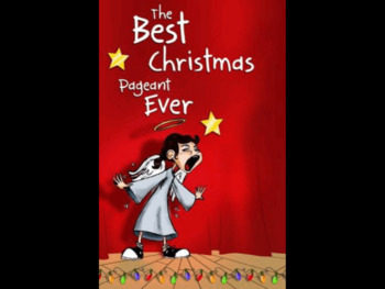The Best Christmas Pageant Ever 84 Content Questions Whiteboard Game