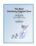 TheBest Christmas Pageant Ever Thinking Skills and Graphic Organizers