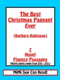 The Best Christmas Pageant Ever (Barbara Robinson) 7 Fluen