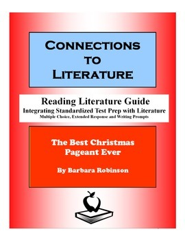 The Best Christmas Pageant Ever-Reading Literature Guide