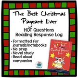 The Best Christmas Pageant Ever HOT Questions