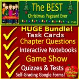 The Best Christmas Pageant Ever NOVEL STUDY Bundle Print A