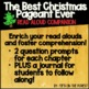 #tptsupportsmallshops The Best Christmas Pageant Ever Read Aloud Companion