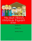 The Best Christmas Pageant Ever Spelling Activities