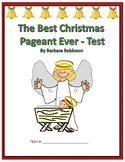 The Best Christmas Pageant Ever Test
