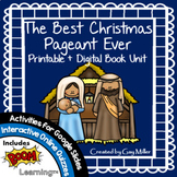 The Best Christmas Pageant Ever Novel Study: Digital + Printable Book Unit