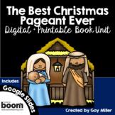 The Best Christmas Pageant Ever Novel Study: Digital + Pri