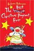 The Best Christmas Pageant Ever Vocab list,trifold,&Quiz