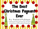 The Best Christmas Pageant Ever by Barbara Robinson: Character, Plot, Setting