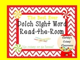 The Best Ever Dolch Sight Word Read-the-Room Candy
