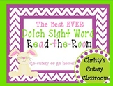 The Best Ever Dolch Sight Word Read-the-Room--Easter