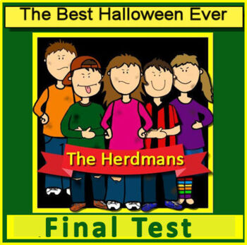 The Best Halloween Ever Test