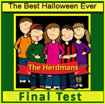 The Best Halloween Ever Test