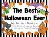 The Best Halloween Ever by Barbara Robinson: Character, Pl