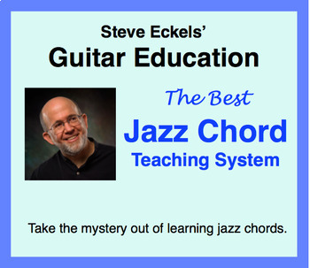 The Best Jazz Chord Learning System