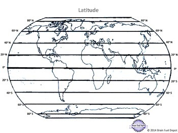 The Best Latitude and Longitude Lesson EVER!