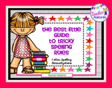 Spelling Rules Posters & Activities