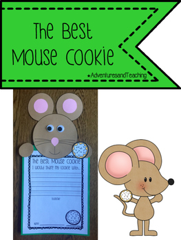 The Best Mouse Cookie {Craftivity}