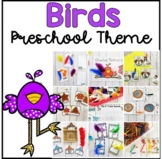The Best Nest Preschool Book Companion- Letter N
