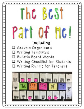 The Best Part Of Me By Best Friends In First Teachers Pay Teachers