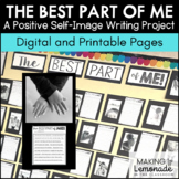 The Best Part of Me {A Positive Self-Image Writing and Pho
