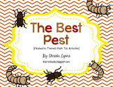 The Best Pest {5 Mealworm-Themed Math Centers}