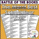 The Best School Year Ever Battle of the Books Trivia Questions