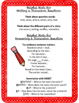 The Best School Year Ever - Comprehension Questions