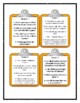 THE BEST SCHOOL YEAR EVER Barbara Robinson - Discussion Cards