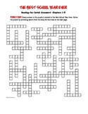 The Best School Year Ever: Reading for Detail Crossword Ch. 1-5—50 clues!