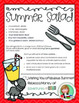 The Best Summertime Picnic Recipes Cookbook FREE!! Brought to You By TPT Sellers