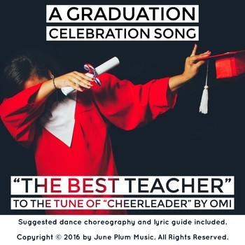 prek kindergarten 5th grade graduation end of year song to
