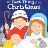 The Best Thing About Christmas Story & Read-Along
