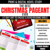 The Best Christmas Pageant Ever Foldable Novel Study Unit