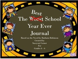 Best Worst School Year Ever Journal