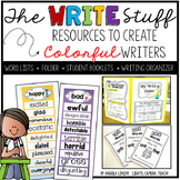 The Best Writing Resource Pack:Word Lists,Word Books,SUPER