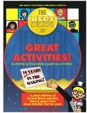 The Best of Great Activities