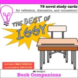 The Best of Iggy by Barrows - Novel Study Questions - Goog