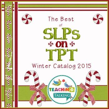 The Best of SLPs on TPT - Winter Catalog 2015