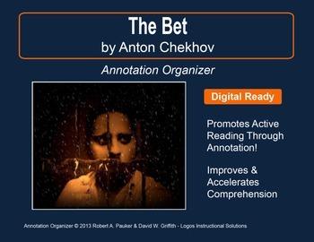"""""""The Bet"""" by Anton Chekhov: Annotation Organizer"""